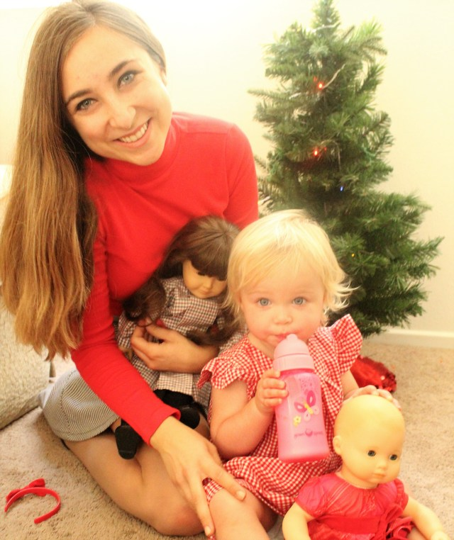 Continuing a family Christmas tradition with American Girl