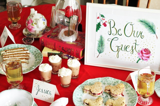 beautyandthebeast_holiday_tea_party