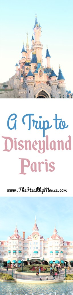A trip to Disneyland Paris at Christmas time: An inside look at my time staying at the resort