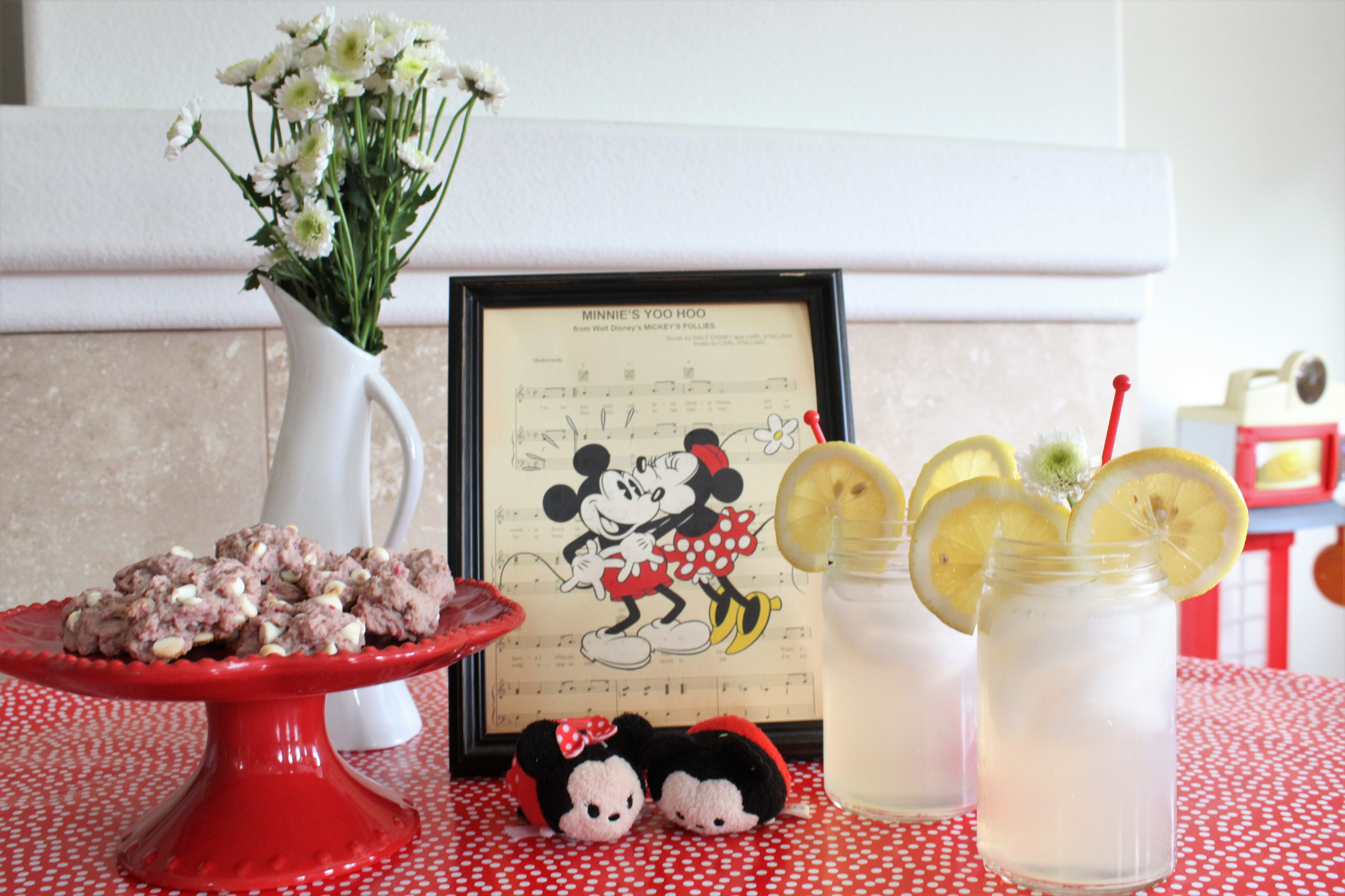 Minnie Mouse Valentine S Day Party