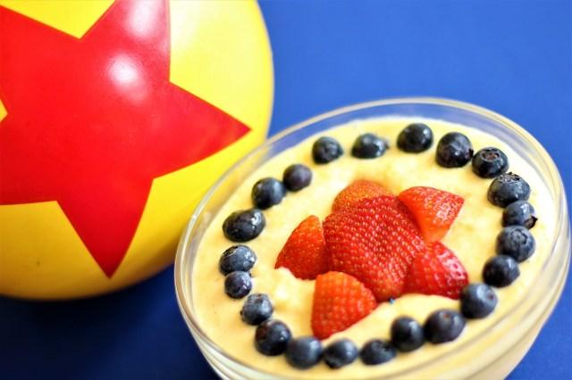 Pixar Inspired Smoothie Bowl