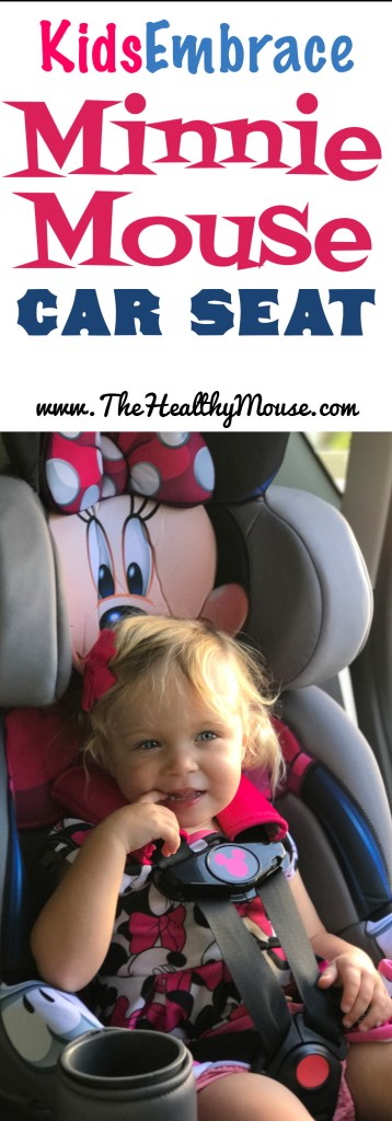 Make safety fun with a KidsEmbrace Minnie Mouse car seat! Disney car seat