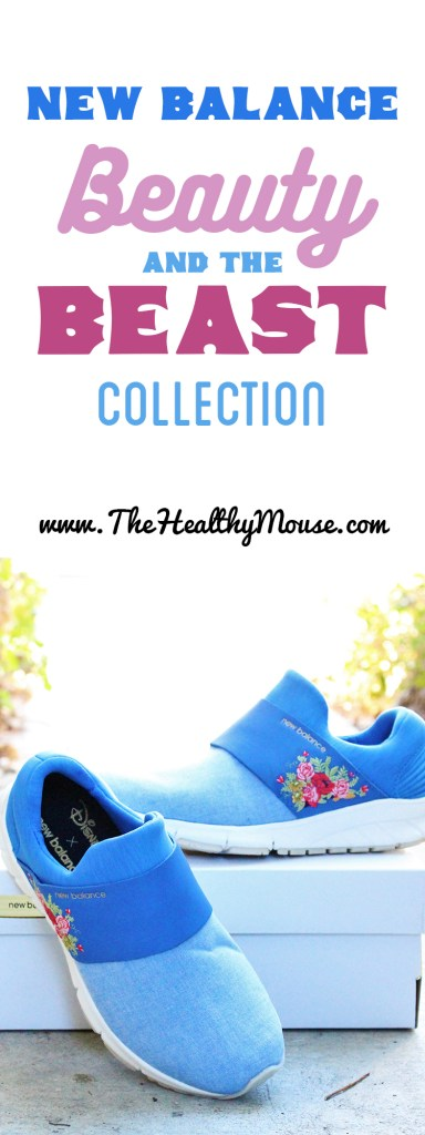 New Balance Beauty and the Beast collection!