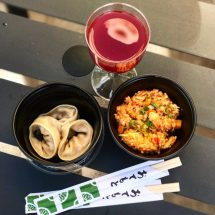 Vegetarian Food 2018 Lunar Year Disneyland Resort