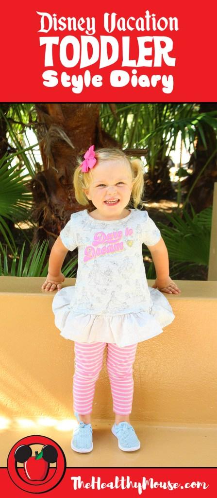shopDisney Style Diary - Toddler Disney Style for a trip to Walt Disney World and Disney Cruise