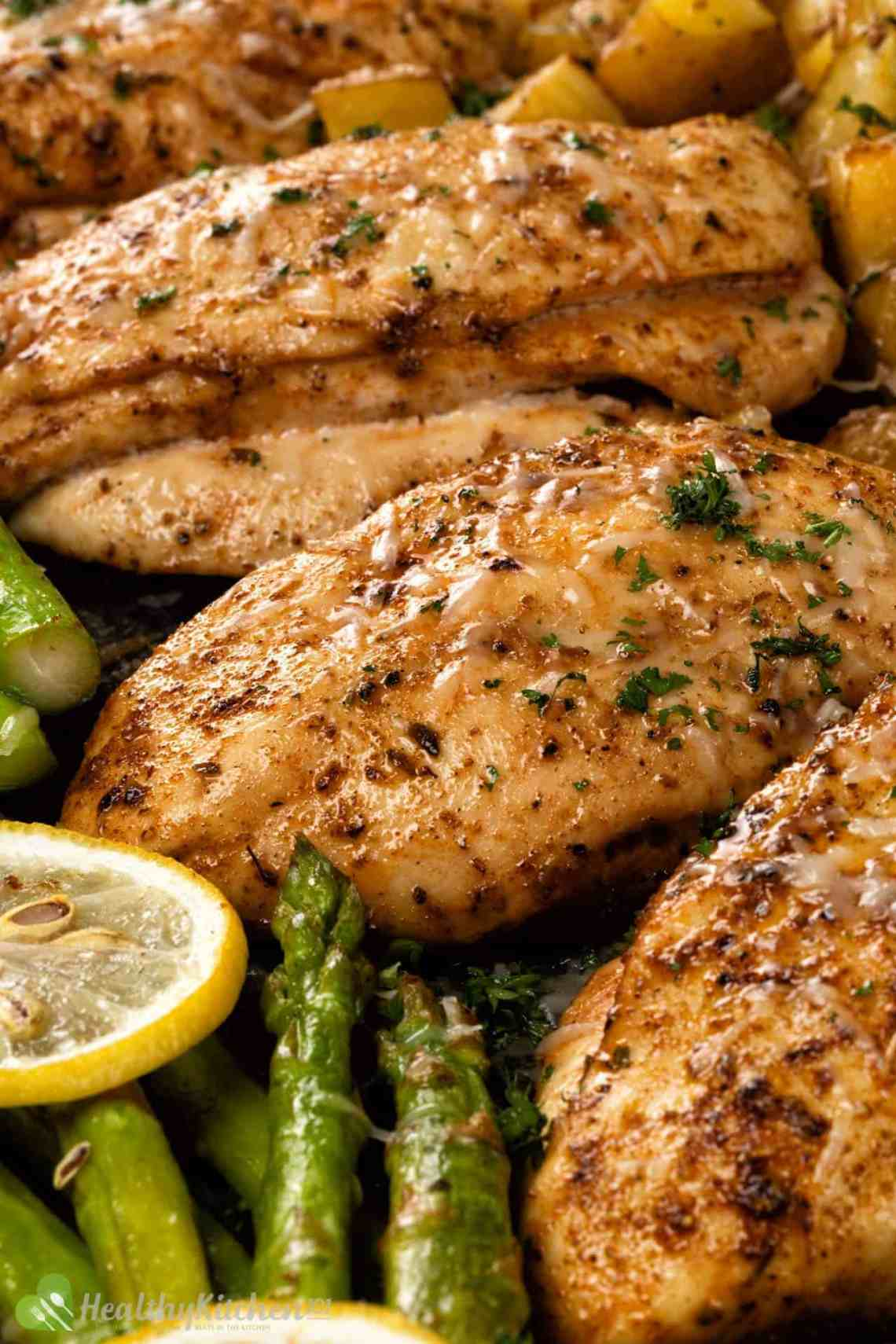 Oven-Roasted Chicken Breast - The Healthy Skeptics