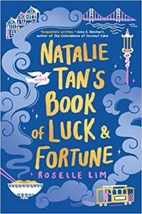 Natalie Tan's Book of Luck and Fortune book cover