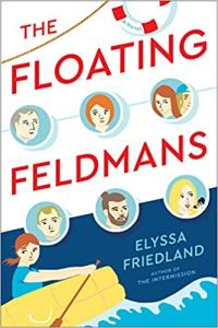 The Floating Feldmans book cover