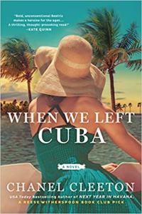 When We Left Cuba book cover