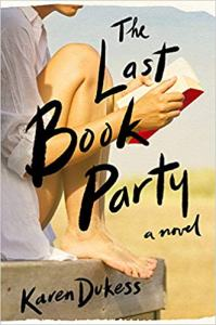 The Last Book Party book cover.