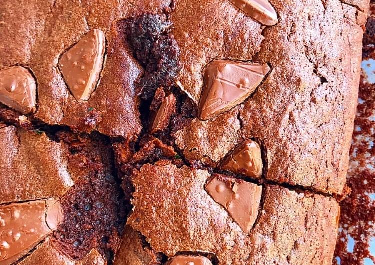 (Healthier) Chocolate Fudge Brownies