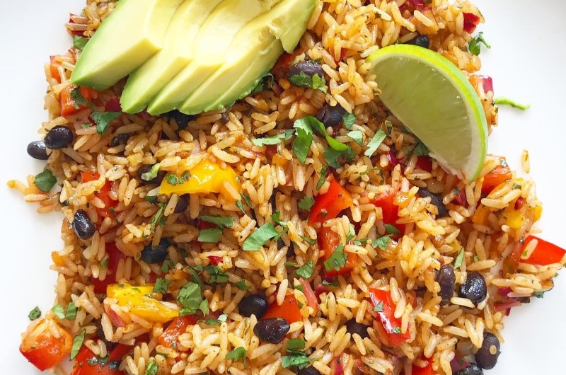 Tex-Mex Fried Rice