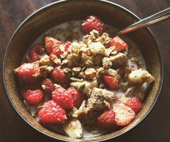 Easiest Vegan Breakfast: Milk and Cereal