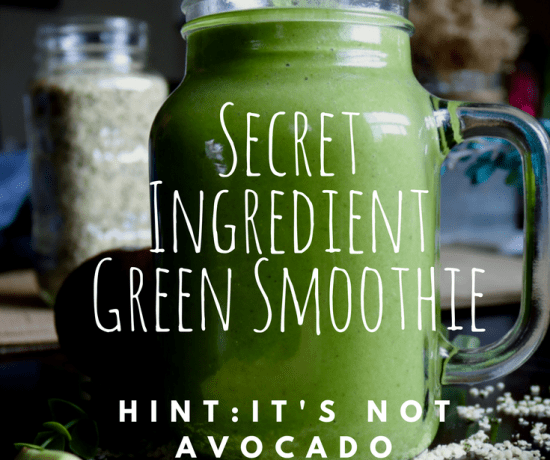 Secret Ingredient Smoothie