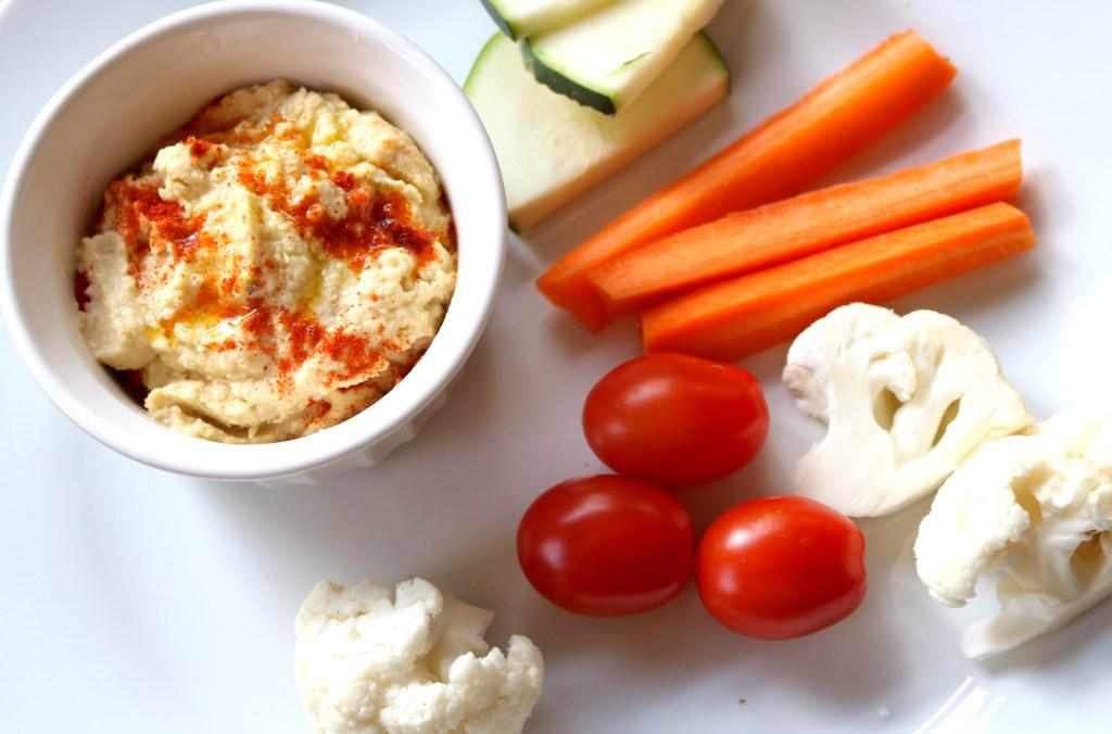 Super Simple Hummus
