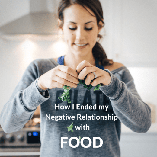 How I ended my Negative relationship with Food