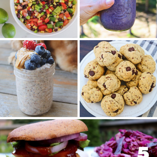 5 favourite plant-based summer recipes
