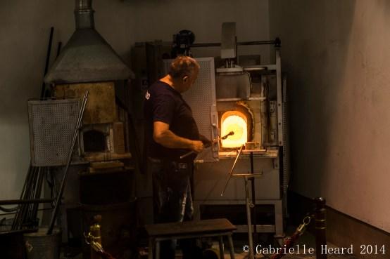 Murano Glass Factory Part II