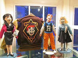 Nancy Silberkleit's nationally-touring, personal collection of vintage Archie memorabilia
