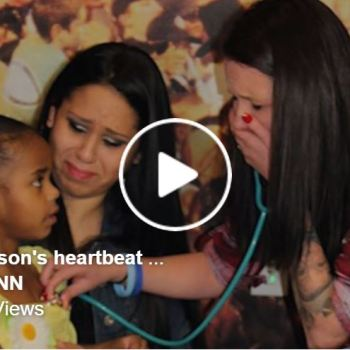 Mother Hears Her Son's Heartbeat After His Death