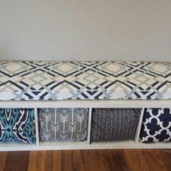 Ikea Chair Mat Cream Tufted Slipper Kallax Cushions For Benches, Window Seats & More-hearth Home Store
