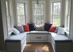 Custom Bay Window Cushions Perfect Size Amp Look Made In Usa