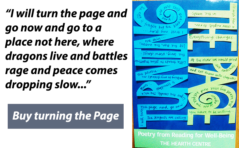 buy turning the page