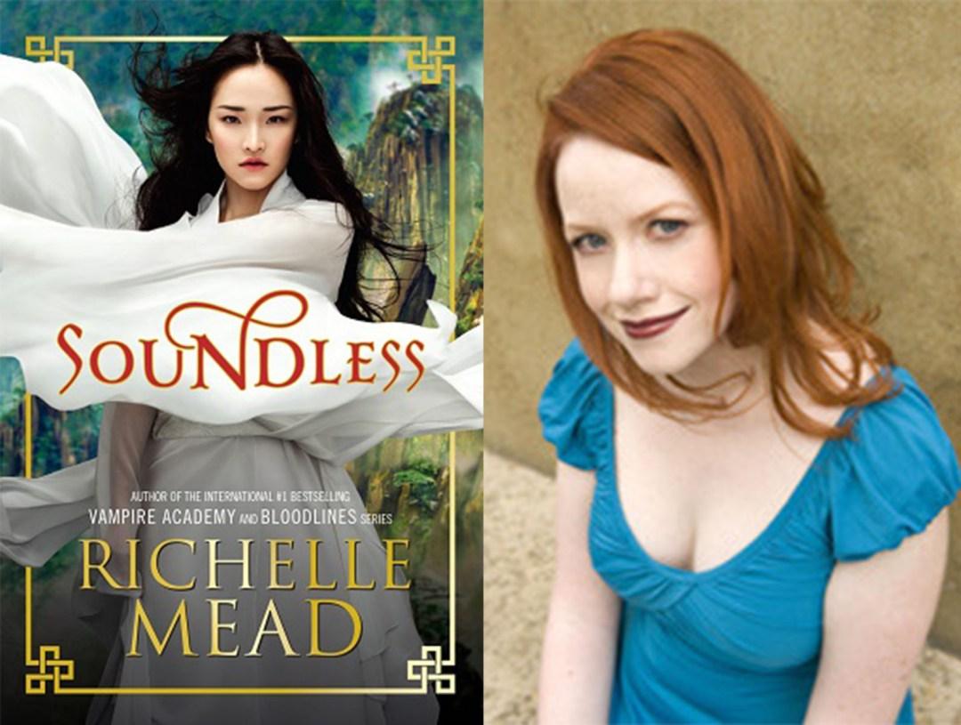 richelle mead q&a  - theheartofabookblogger
