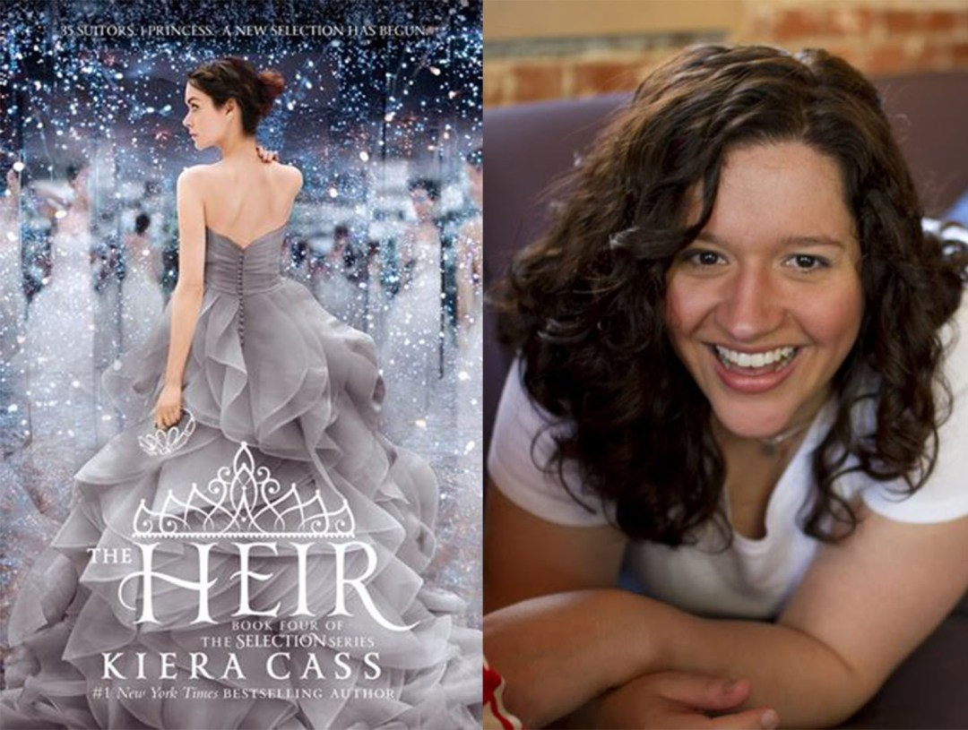 kiera cass q&a  - theheartofabookblogger