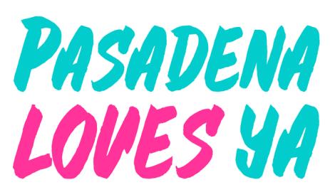 pasadena loves ya - the heart of a book blogger