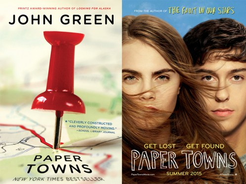 paper towns - theheartofabookblogger