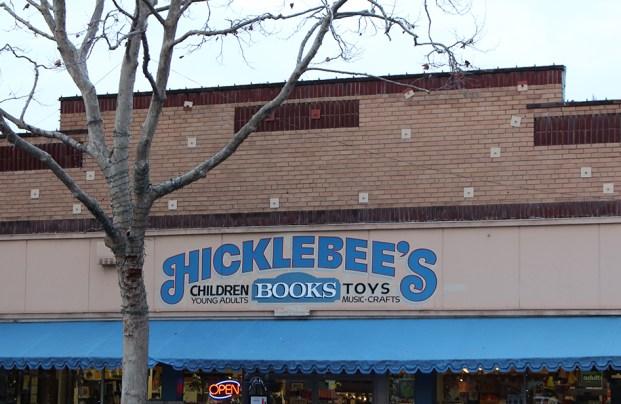 hicklebee's - theheartofabookblogger