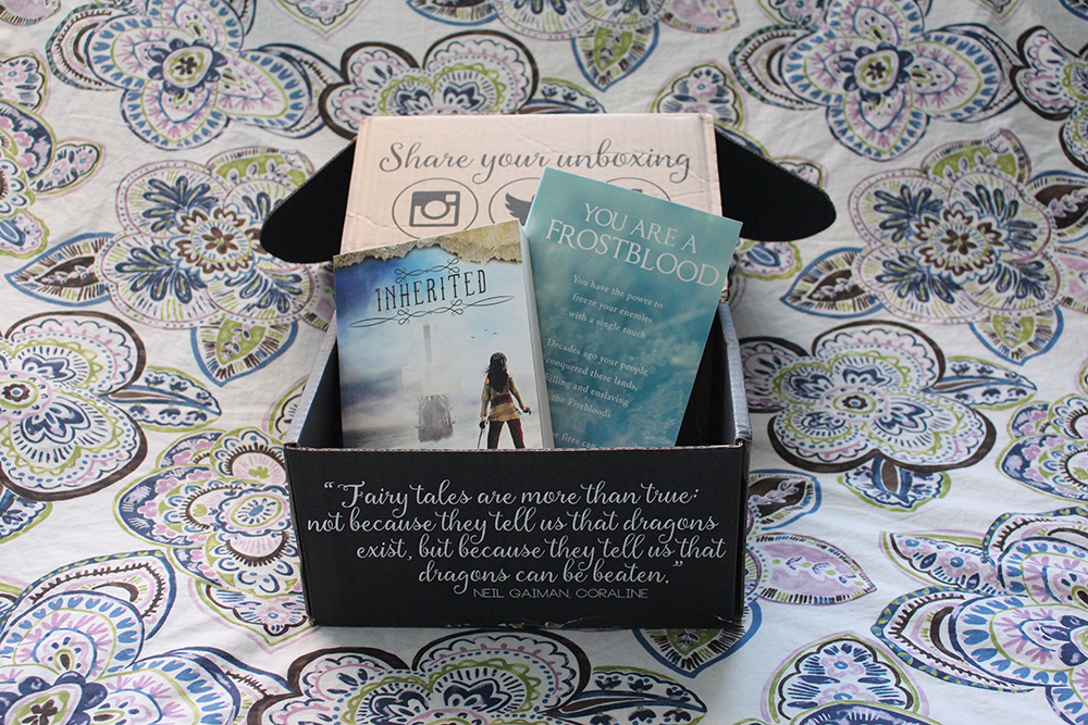 fairlyloot books - theheartofabookblogger
