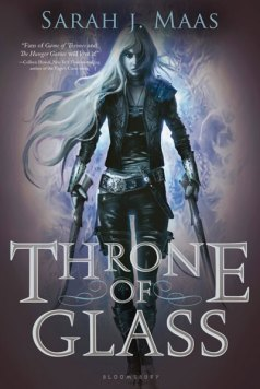 throne of glass - theheartofabookblogger