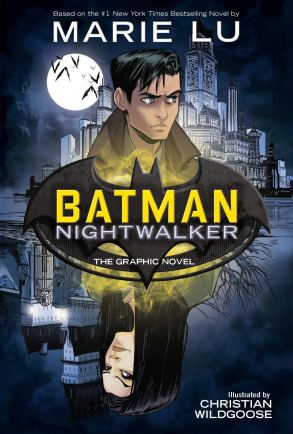Batman Nightwalker Graphic Novel