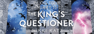 The King's Questioner Blog Tour