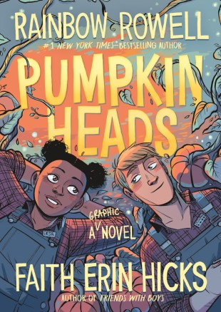 Pumpkinheads graphic novel