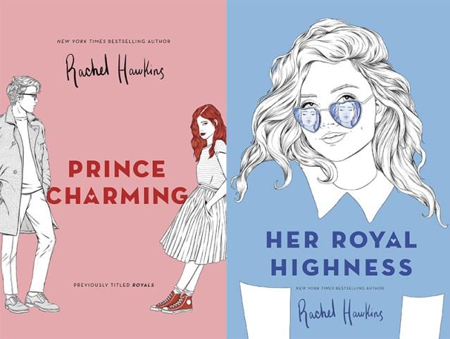 Royals Rachel Hawkins