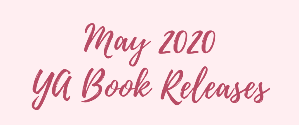 May 2020 YA Book Releases