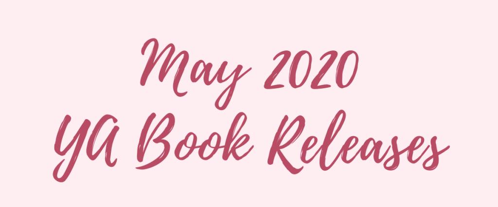 May 2020 YA Book Releases
