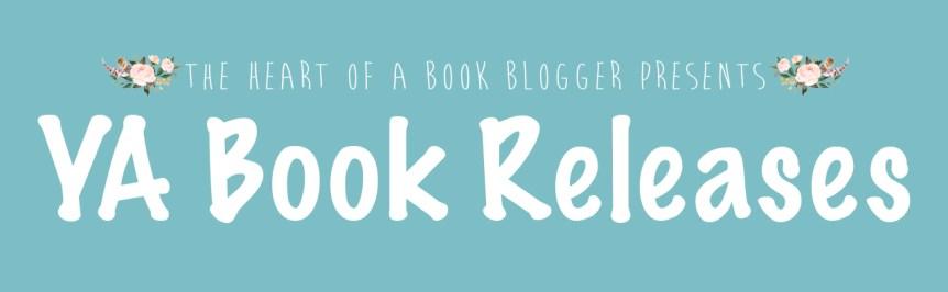 January 2021 YA Book Releases