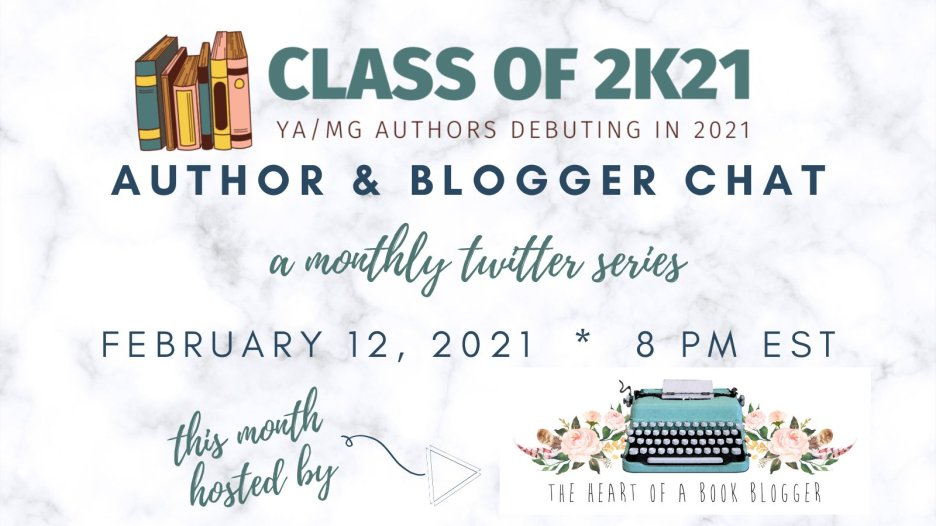 Class of 2k21 Books Twitter Chat