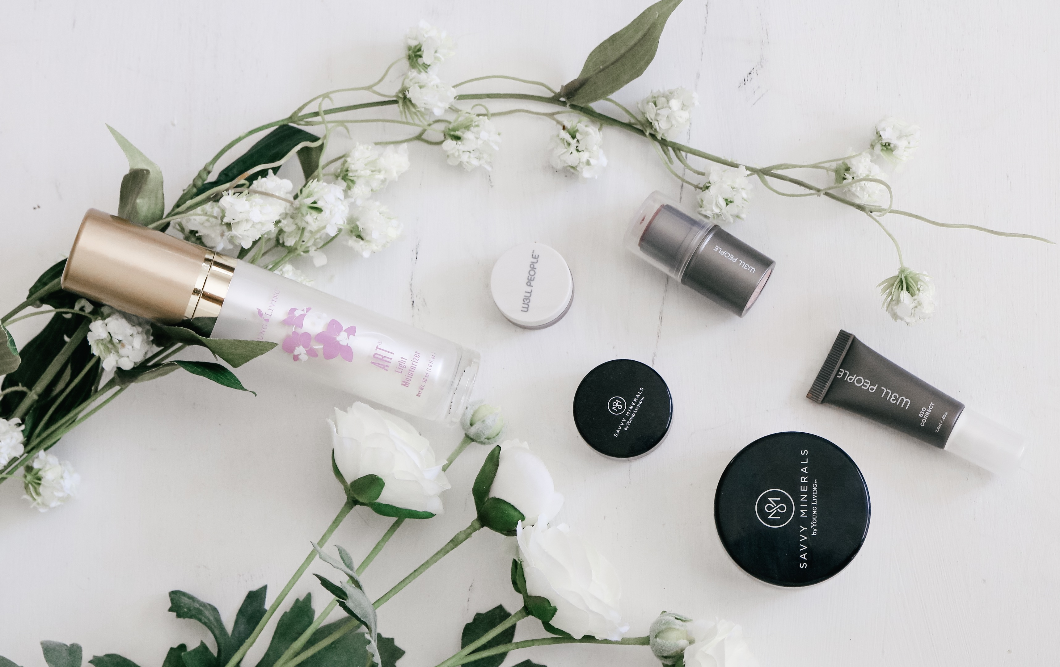 There are two important things I look for in my beauty routine. 1. Is this quick, simple, and effective and 2. are these products natural, safe and clean?