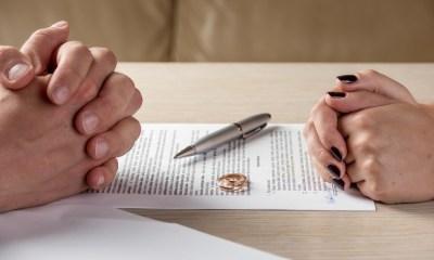 For defendants in a divorce case