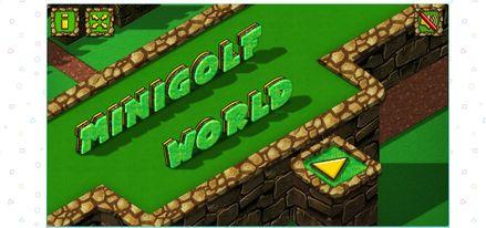 Minigolf online game gains popularity as online entertainment