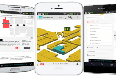 How to develop a Wayfinding mobile App