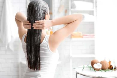 Pampering your scalp