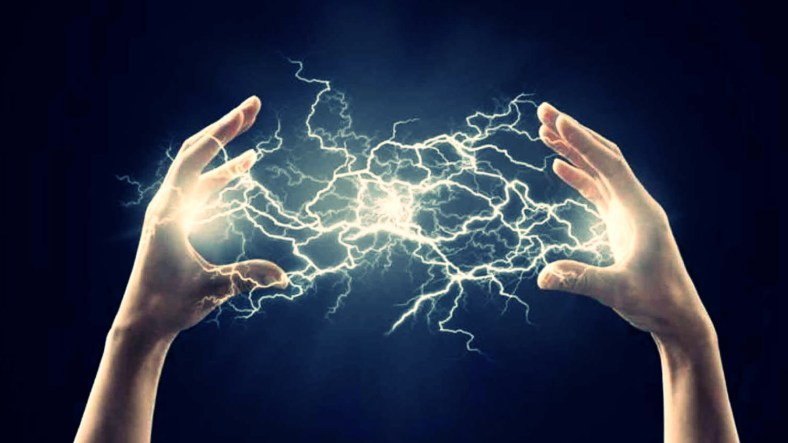 What is the best way to deal with static electricity in the air?