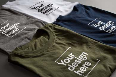 How to Get Everything Right in T-Shirt Designing