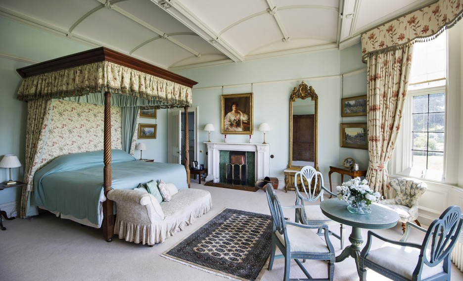 Bedrooms Gallery at The Heath House Staffordshire